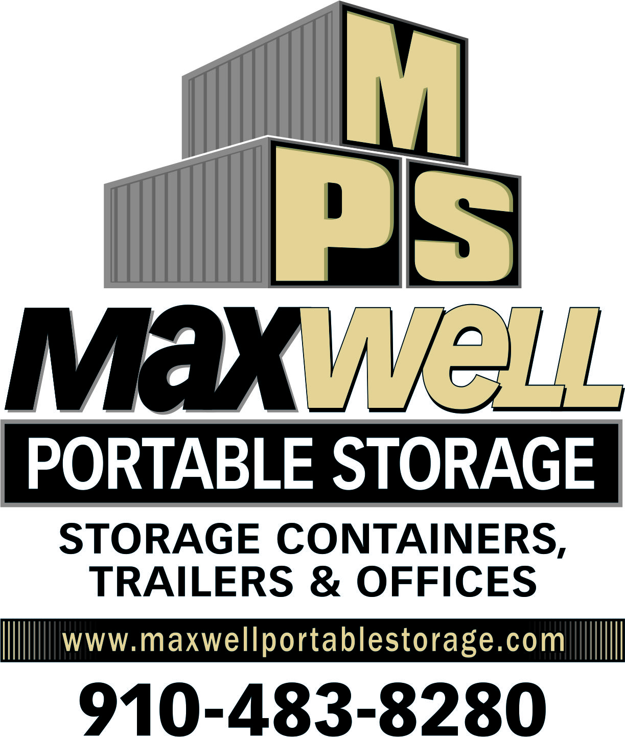 Maxwell Portable Storage
